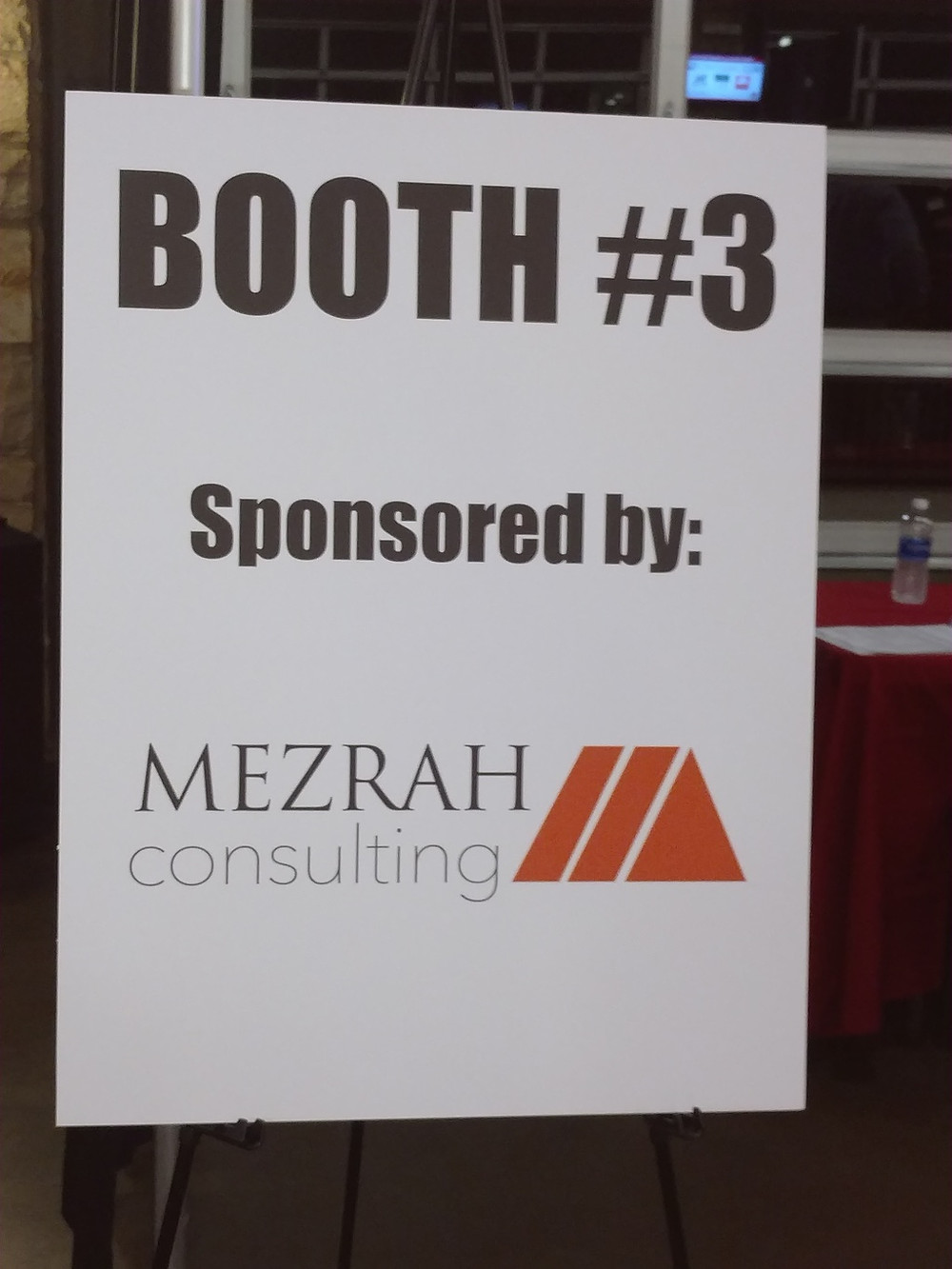 Mezrah Consulting at the River Pitch Competition