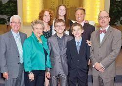 The Mezrah Family