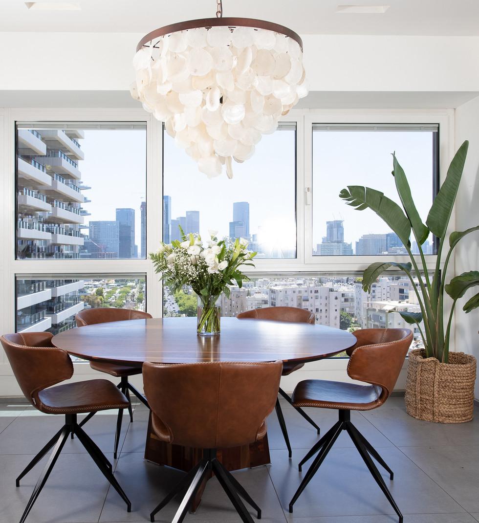 דירת מגורים | מגדל מנהטן, תל אביב