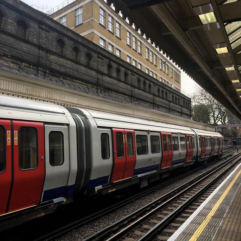Pattern, London