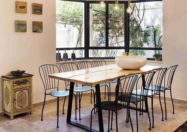 Custom Table design, Hod Hasharon