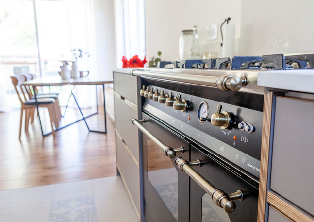 Kitchen design, Revadim