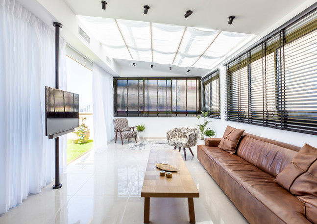 Living room, Givataim