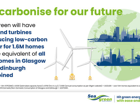 Seagreen Introduces New Offshore Corporate Contracts to Transform Renewable Energy Market