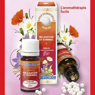 Perles aromatiques Biofloral