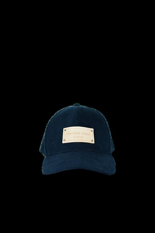 SIMPLE CAP - navy