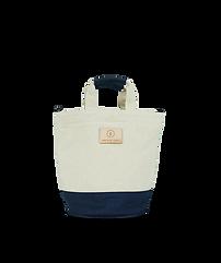 RIKU - white / navy