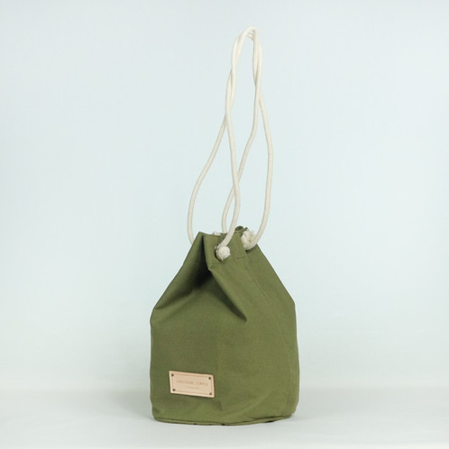 ROUND ME UP I - Military green