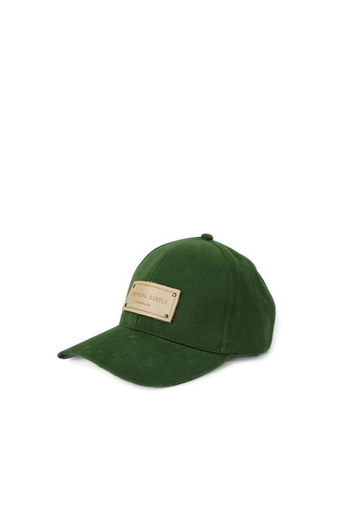 SIMPLE CAP - green