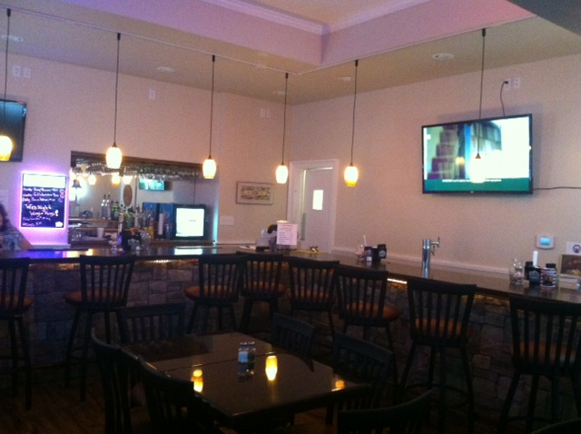 Separate Bar Area Available
