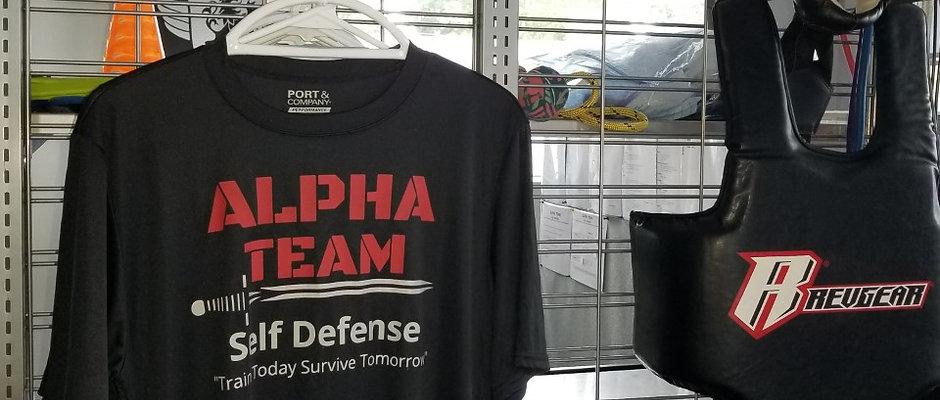 ALPHA TEAM  Tshirts for sale