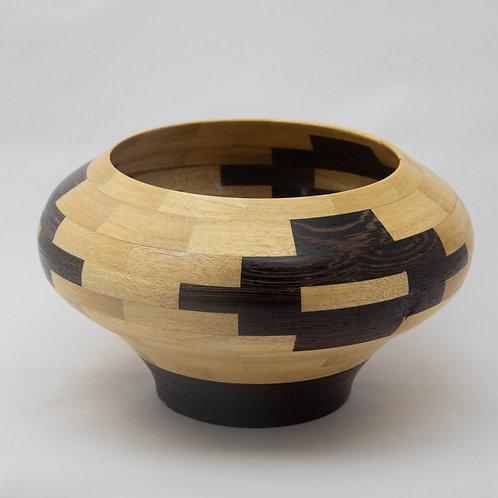 005 - Decorative Segmented Bowl