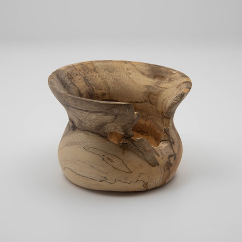 022 - Spalted Sycamore Vessel