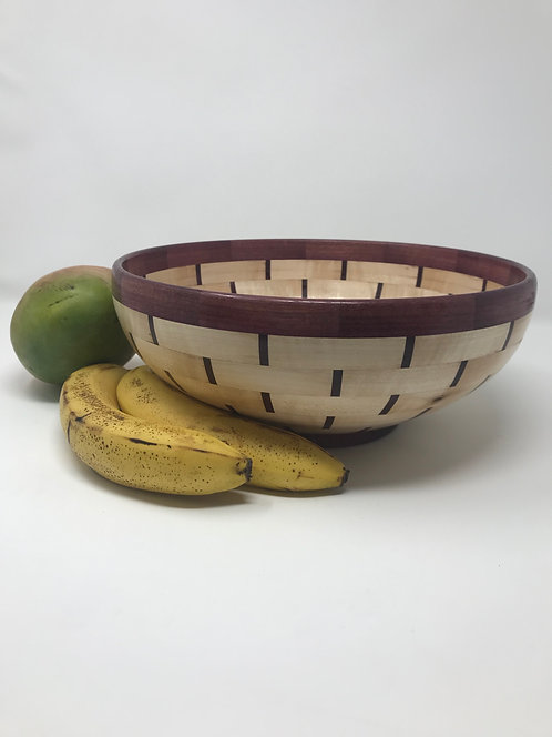 Segmented Fruit/Salad Bowl