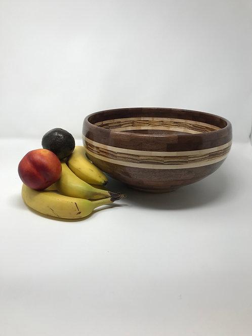 Segmented Fruit/Salad Bowl