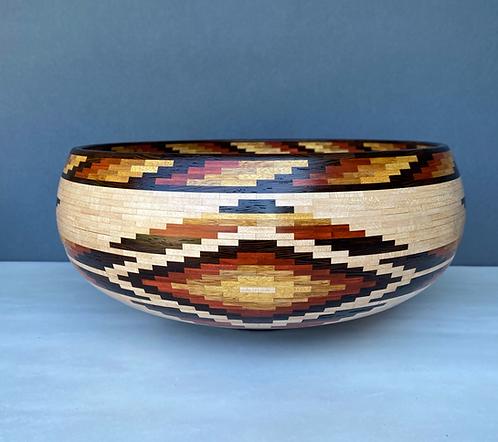 210 - Southwestern Bread/Fruit Bowl