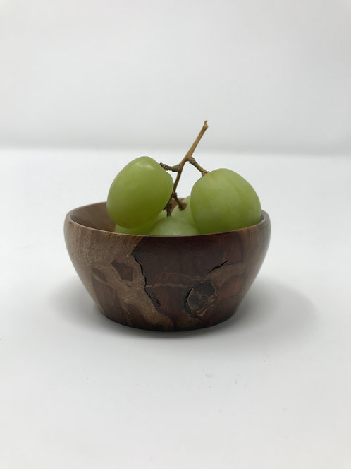 Walnut Pinch/Salsa Bowl