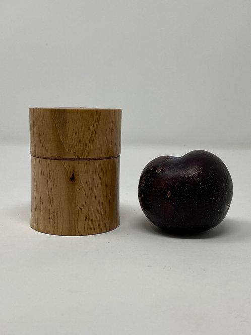 148 - Pecan Lidded Box