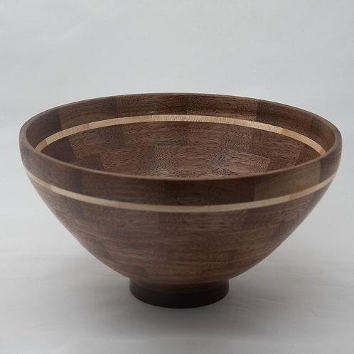 003 - Walnut Bowl