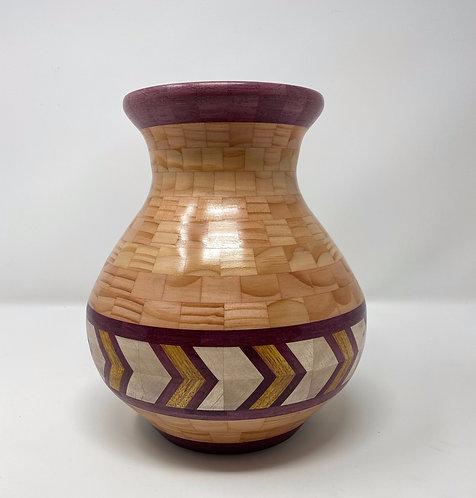 Southwestern-Style Vase