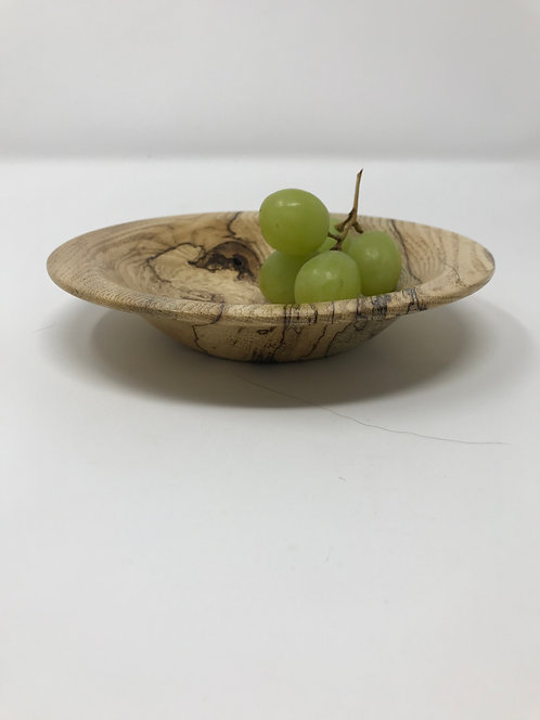 Shallow Hackberry Bowl