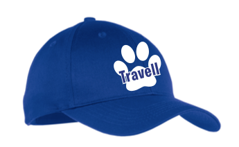 Travell Adult Hat Blue