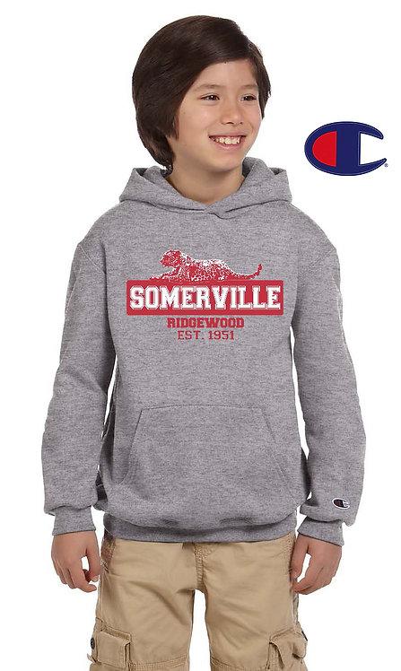 Somerville Champion Sweatshirt - Youth/Adult