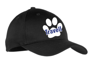 Travell Youth Hat Black