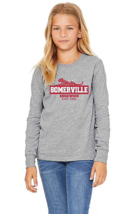 Somerville Long Sleeve Shirt - Youth/Adult - 2 Colors