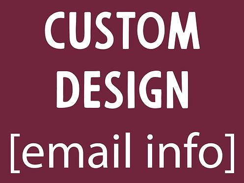 Custom Sign 18x24