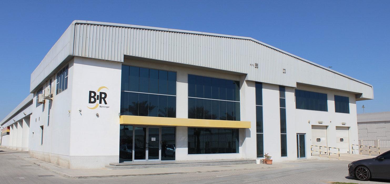 Baenninger Trading LLC, Dubai, Dubai Investment Park 2, BR, Bänninger, Friatec, Ostendorf