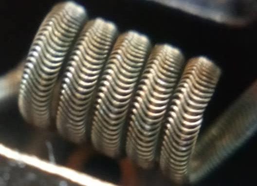 Alien Rock MTL 0.60 Ohms/coil