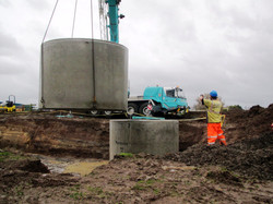 Installation of Wastewater Treatment