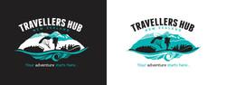 Travellers Hub logos FINALS
