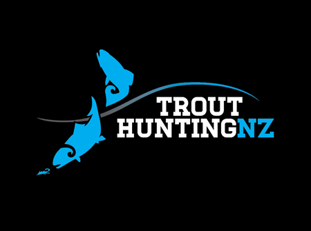 trout hunt logo