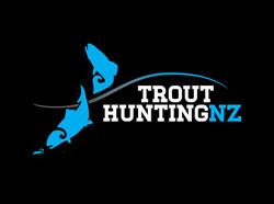 trout hunt logo