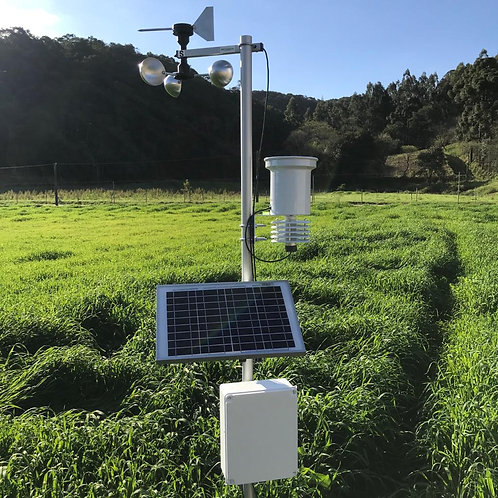 Estação Meteorológica Datalogger