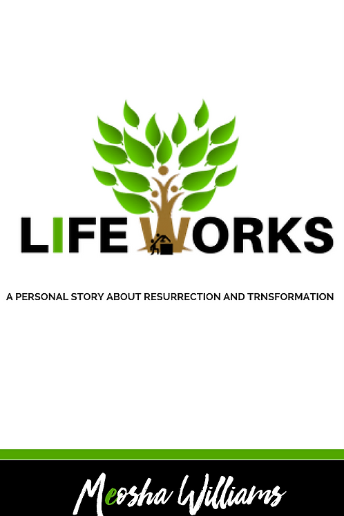 Autographed Copy Life Works Book