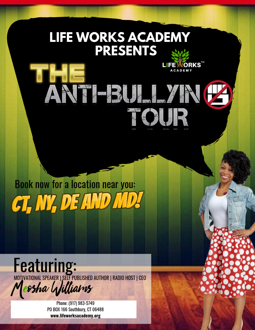 Anti Bullying Tour