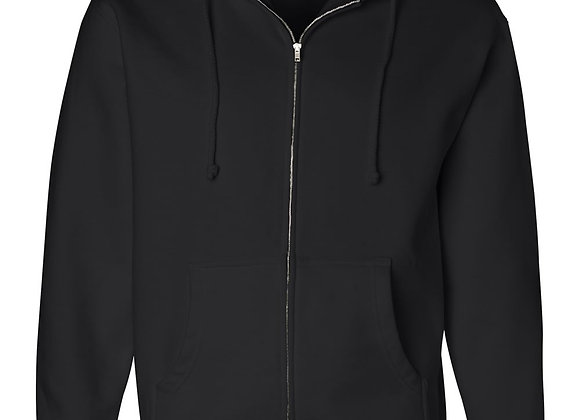 Independent Trading Co. IND4000Z -Heavyweight Hooded Zipper Sweatshirt