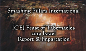 Feast of Tabernacles Israel Report & Impartation