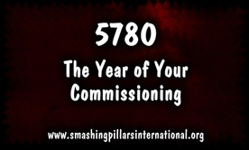 5780 - The Year of Your Commissioning