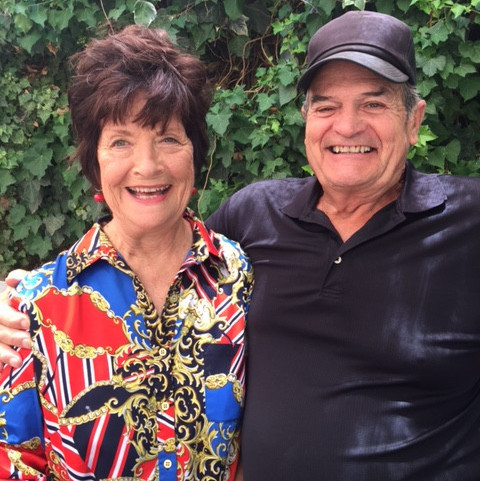 Papa Jerry and Mama Judy