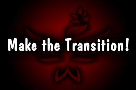 Make the transition!