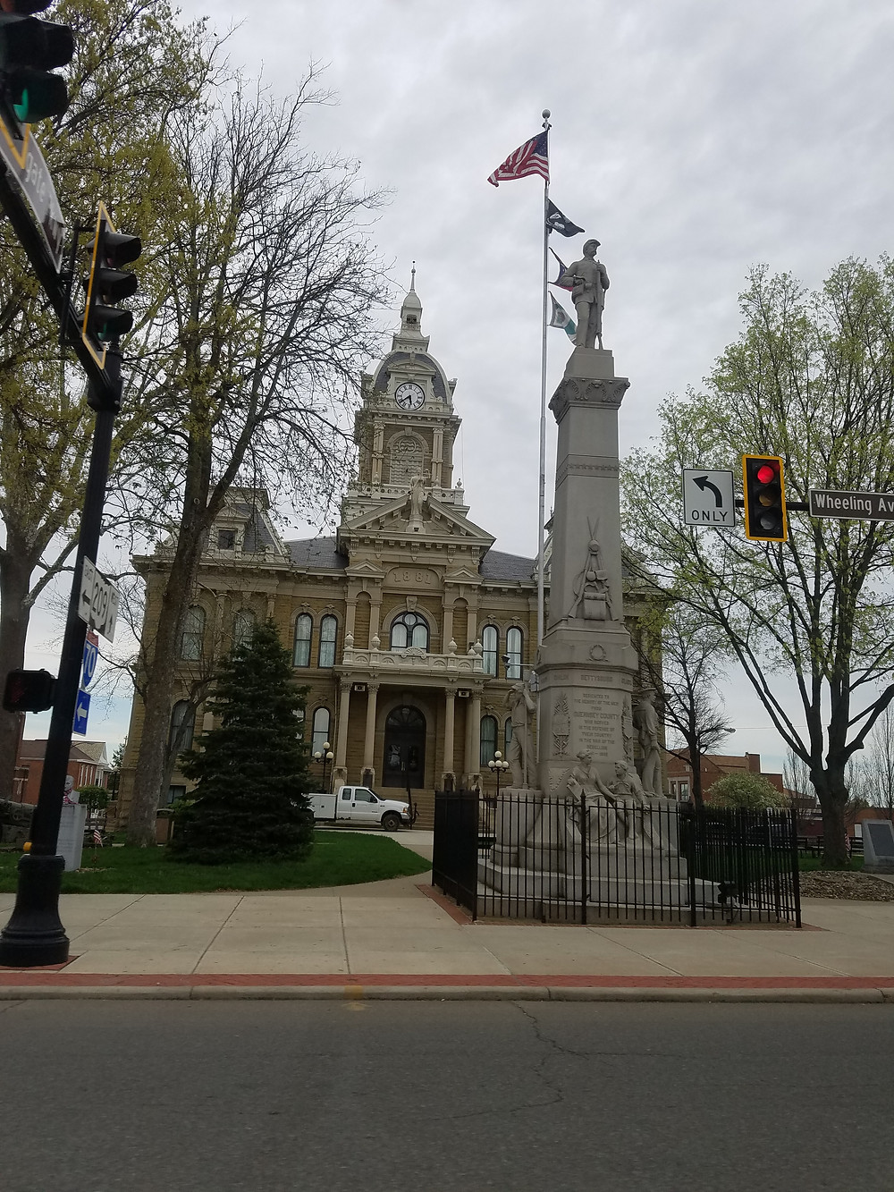 Cambridge Courthouse