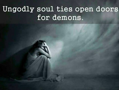 Dangerous Soul Ties via Witchcraft, Technology, and Other