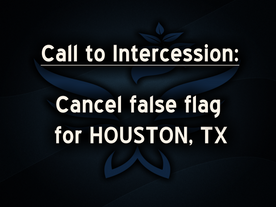 A Call to Intercession for Houston, Texas