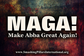 Prophetic Word – Inauguration Day - MAGA, Make Abba Great Again!