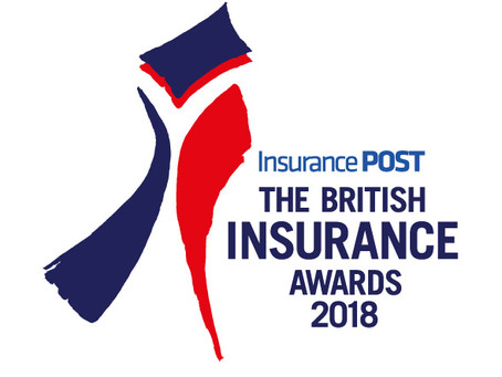rradar shortlisted for British Insurance Awards 2018
