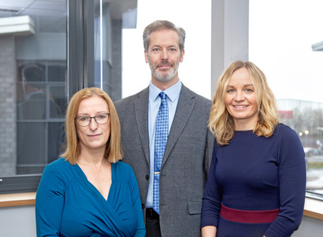 rradar strengthens leadership team with two key appointments
